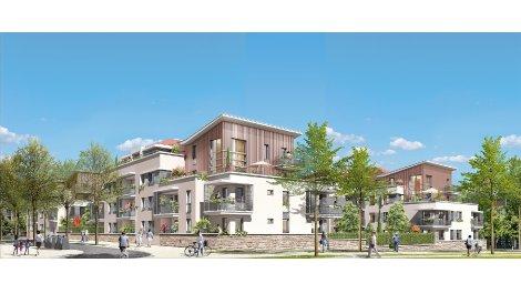 Programme immobilier neuf Artistik investissement loi Pinel à Cormeilles-en-Parisis