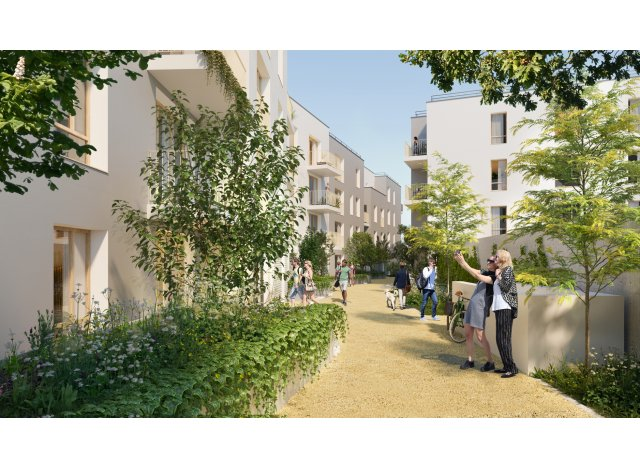 Programme immobilier loi Pinel La Place à Pierrefitte-sur-Seine