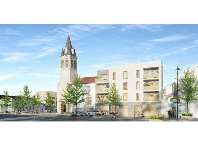 Éco habitat éco-habitat La Place à Pierrefitte-sur-Seine