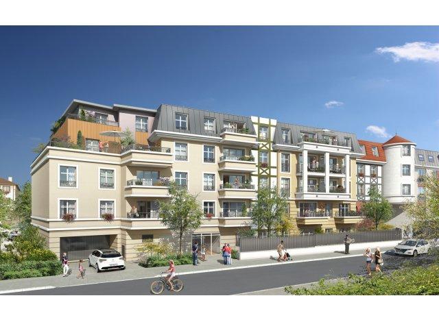 Programme immobilier neuf Harmonie Franconville-la-Garenne