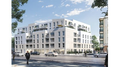 Appartement neuf Attraction investissement loi Pinel à Athis-Mons