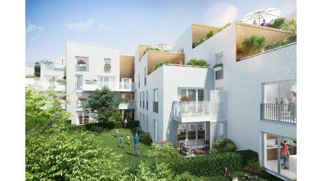 Immobilier basse consommation à Bezons