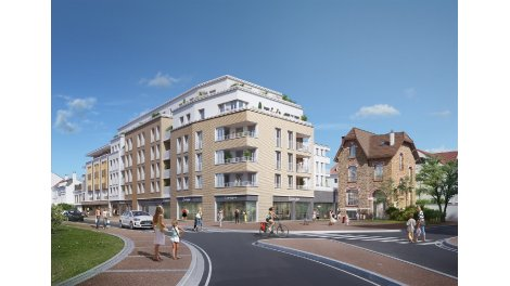 Programme immobilier neuf L'Ecrin