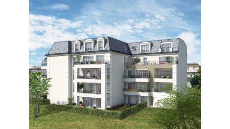 immobilier ecologique à Gagny