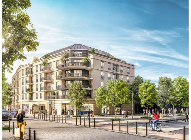 Programme immobilier neuf Square Sartrouville