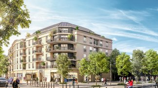 Investir programme neuf Square Sartrouville