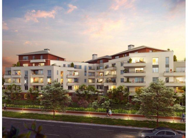 Programme immobilier loi Pinel Eden à Montfermeil