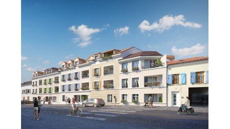 Appartement neuf Saint Leu la Foret éco-habitat à Saint-Leu la Foret