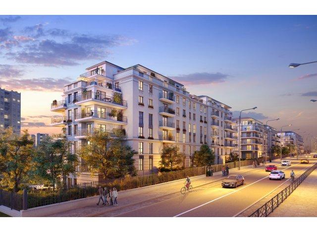 Programme immobilier loi Pinel L'Ideal à Argenteuil