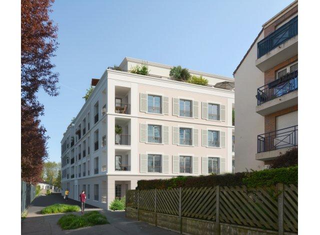 Programme immobilier loi Pinel Carre Nova à Sarcelles