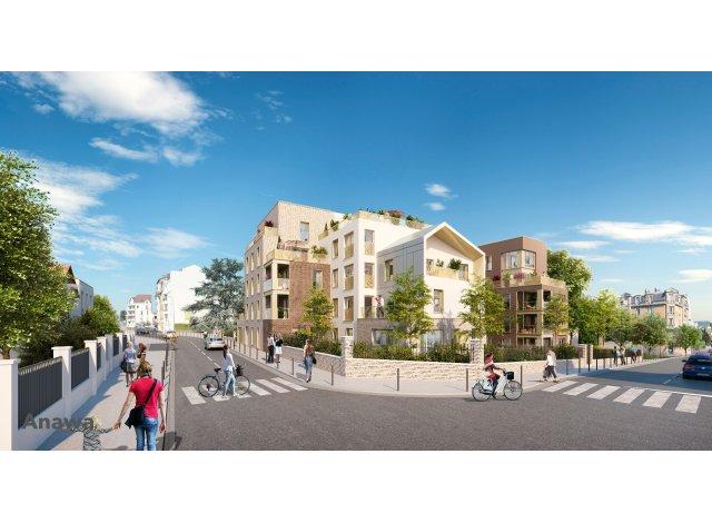 Programme immobilier loi Pinel L'Eclat à Enghien-les-Bains