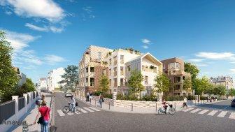 Eco habitat programme L'Eclat Enghien-les-Bains