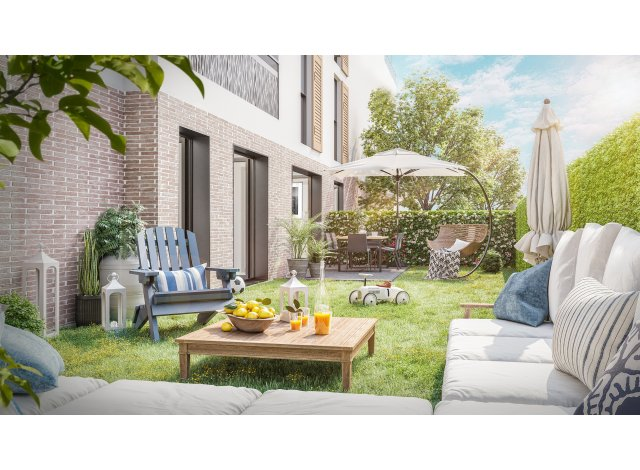 Immobilier basse consommation à Montesson