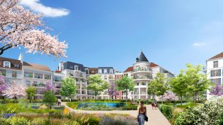 Programme immobilier neuf Le Clos Duroy Le Blanc Mesnil