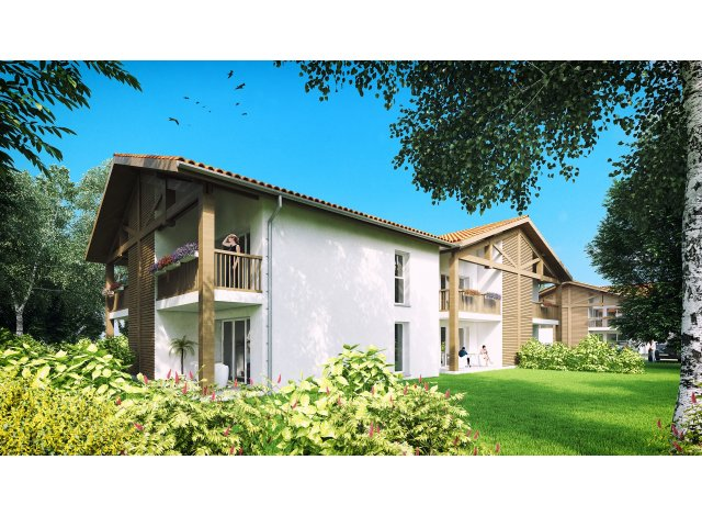 immobilier ecologique à Vieux-Boucau-les-Bains