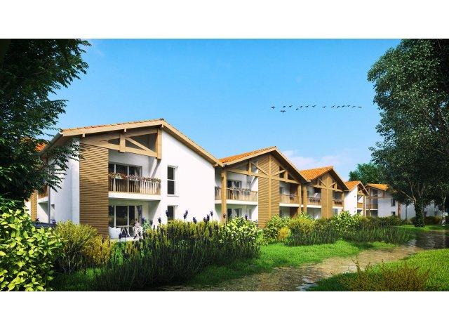 immobilier basse consommation à Vieux-Boucau-les-Bains