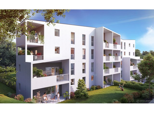 Programme immobilier neuf L Esquisse Anglet