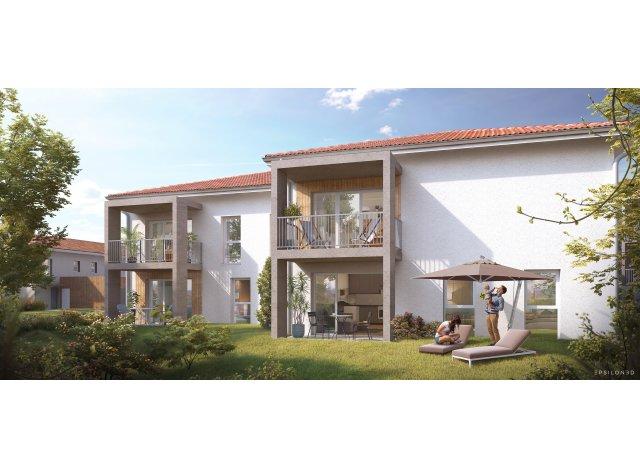 Eco habitat programme Domaine de Mont Alma Saint-Pierre-du-Mont
