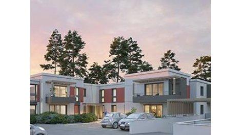 Programme immobilier loi Pinel Cote Vignes à Capbreton