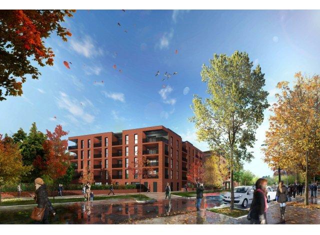 Eco habitat programme Pradet Toulouse