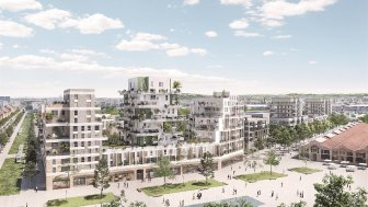 Programme immobilier neuf Hype Park Toulouse