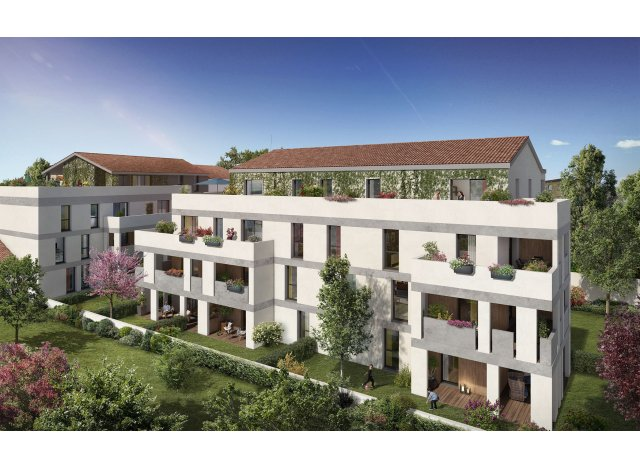 Programme immobilier neuf Parenthèse Toulouse