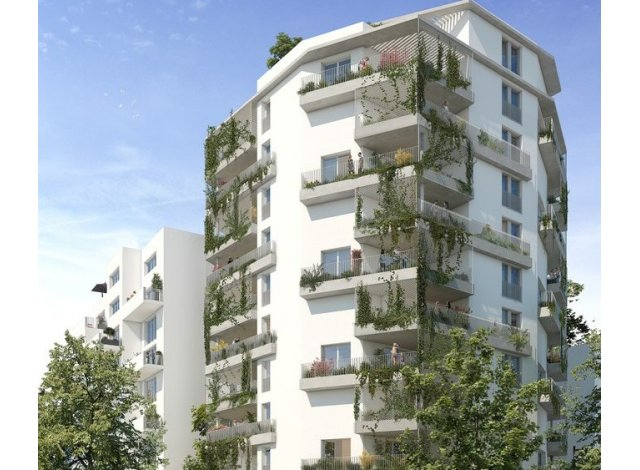 Programme immobilier neuf Pop up à Toulouse