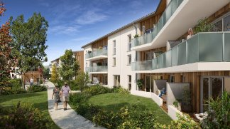 Programme immobilier neuf Villa Serena Toulouse