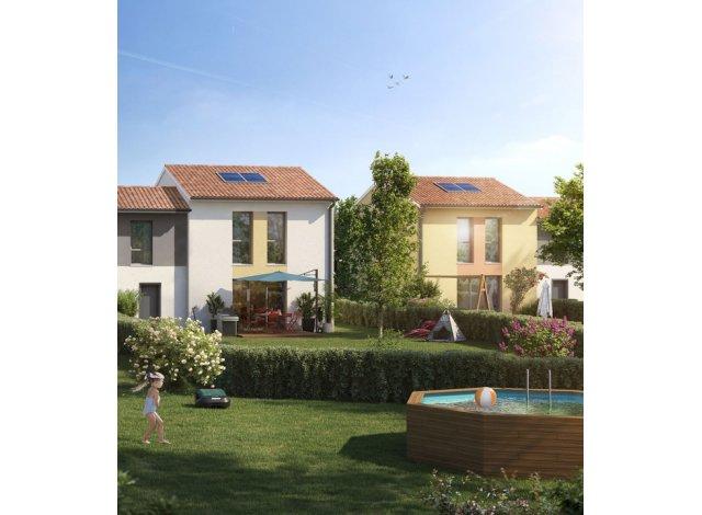 Eco habitat programme Au Fil de lô Toulouse