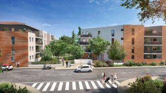 Pinel programme Le Jardin de Marius Toulouse
