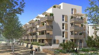Programme immobilier loi Pinel Les Allees du Chateau à Solliès-Pont