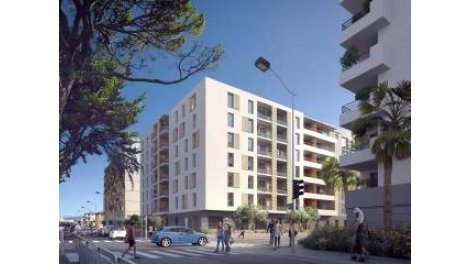 immobilier neuf à Nice
