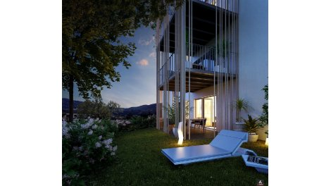 immobilier basse consommation à Carros