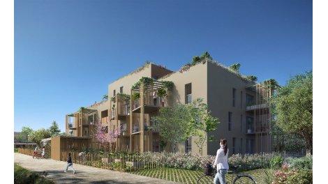 Programme immobilier loi Pinel Les Jardins d'Azur à Carros