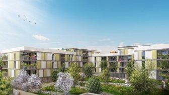 Programme immobilier neuf Résidence Patio Aubagne