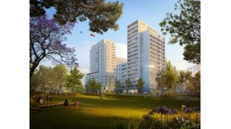 Immobilier basse consommation à Marseille 3ème