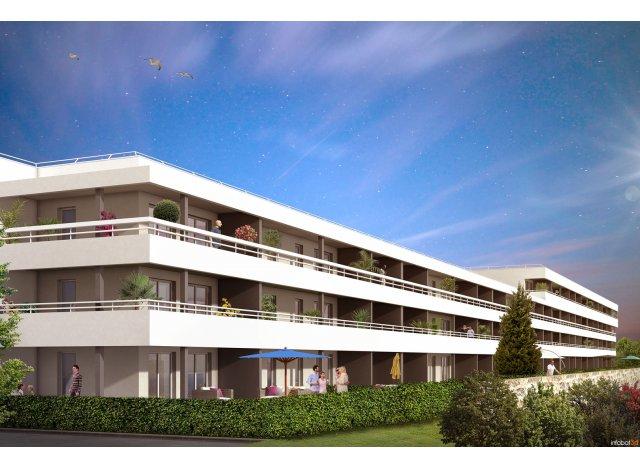 Immobilier basse consommation à Marseille 15ème