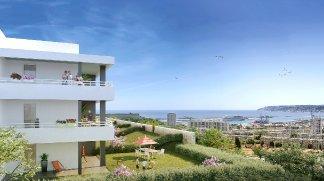 Éco habitat neuf à Marseille 15ème
