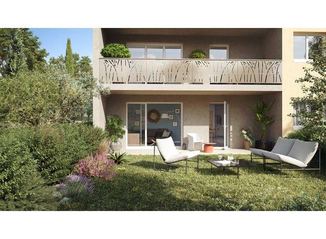 Appartement neuf Port de Bouc éco-habitat à Port-de-Bouc