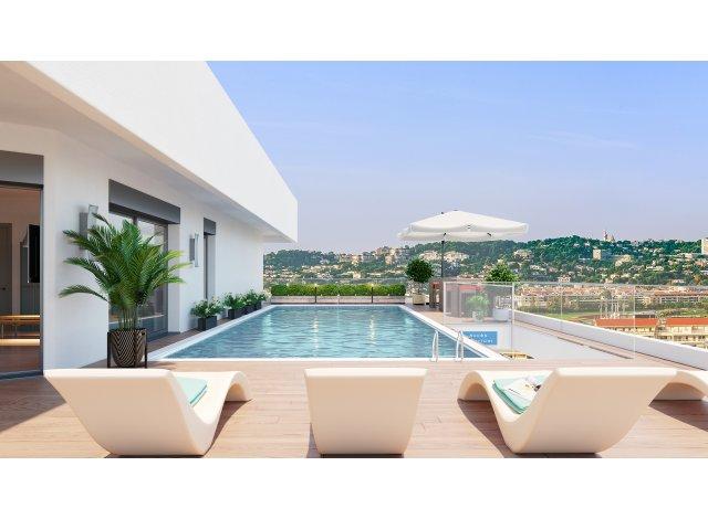 Programme immobilier loi Pinel White & Sea à Marseille 8ème
