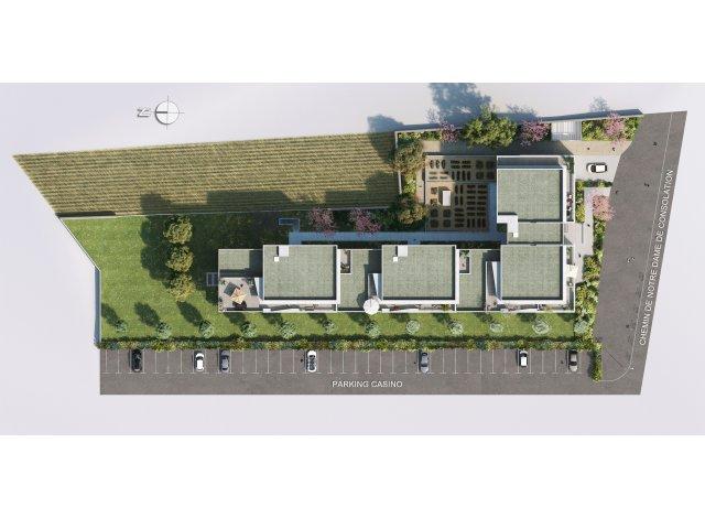 Eco habitat programme Marseille 13eme - Saint Mitre Marseille 13ème