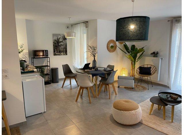 Eco habitat programme Les Hauts de Bon Accueil Vienne