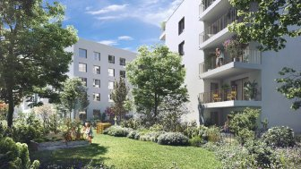 Programme immobilier neuf Initiale Bron