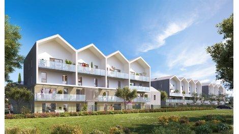 Immobilier basse consommation à Saint-Priest