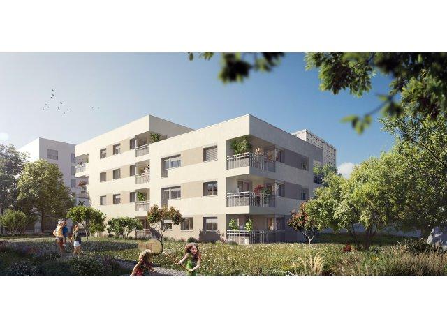 Immobilier ecologique à Bron