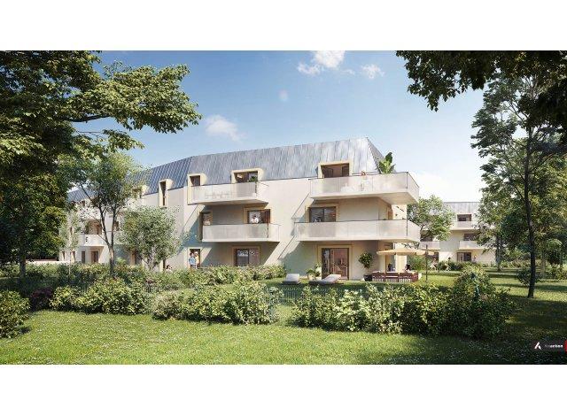Eco habitat programme Fenetre sur Parc Dijon