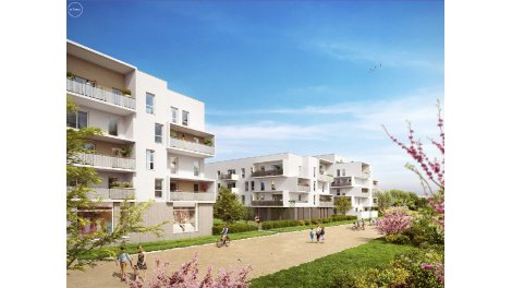 Appartement neuf Impulsion investissement loi Pinel à Givors