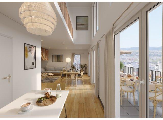 Appartement écologique Lyon 8ème