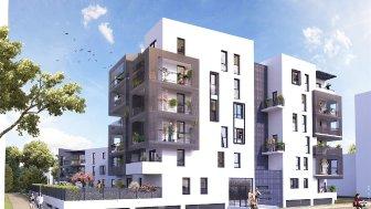 Éco habitat neuf à Dijon