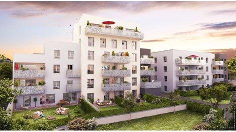 investir dans l'immobilier à Dijon
